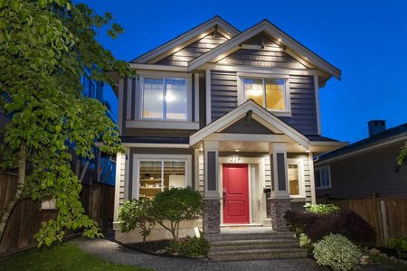 R2471556 - 219 W 19TH STREET, Central Lonsdale, North Vancouver, BC - House/Single Family