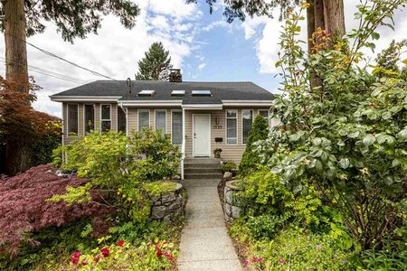 R2472333 - 1525 WILLIAM AVENUE, Boulevard, North Vancouver, BC - House/Single Family