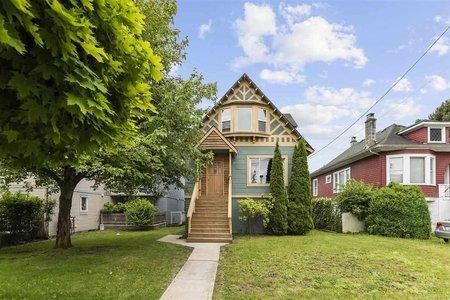 R2473113 - 1824 E 10TH AVENUE, Grandview Woodland, Vancouver, BC - House/Single Family