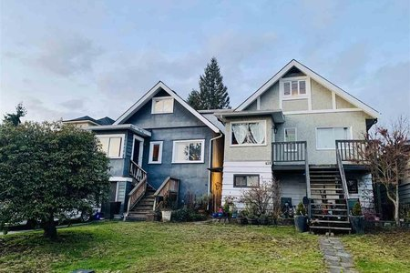 R2473360 - 416 - 418 E 16TH STREET, Central Lonsdale, North Vancouver, BC - House/Single Family
