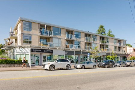 R2473366 - 211 15777 MARINE DRIVE, White Rock, White Rock, BC - Apartment Unit