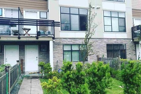 R2474494 - 203 9987 E BARNSTON DRIVE, Fraser Heights, Surrey, BC - Townhouse