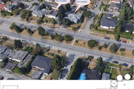 R2474579 - 7843 CAMBIE STREET, Marpole, Vancouver, BC - House/Single Family