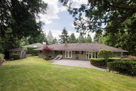 R2474584 - 885 HIGHLAND DRIVE, British Properties, West Vancouver, BC - House/Single Family