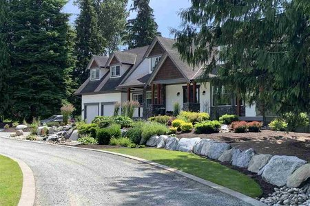 R2475011 - 26772 64 AVENUE, County Line Glen Valley, Langley, BC - House with Acreage