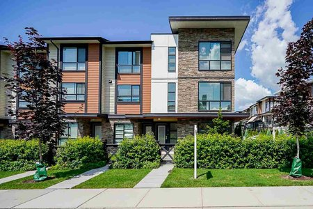 R2475669 - 12 20857 77A AVENUE, Willoughby Heights, Langley, BC - Townhouse