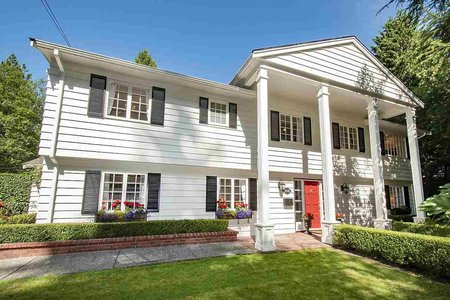 R2476082 - 3846 BAYRIDGE AVENUE, Bayridge, West Vancouver, BC - House/Single Family