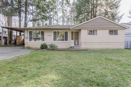 R2476752 - 14250 101 AVENUE, Whalley, Surrey, BC - House/Single Family