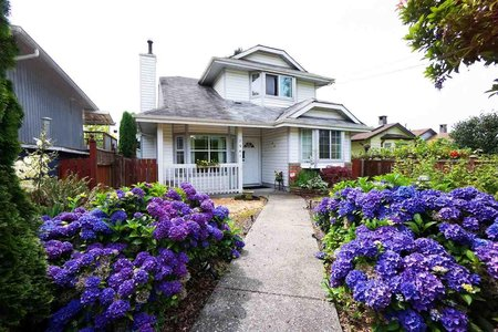 R2477602 - 1561 RUPERT STREET, Lynnmour, North Vancouver, BC - House/Single Family
