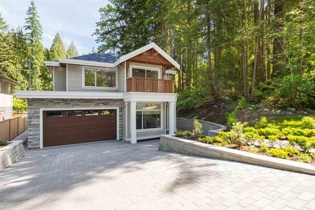 R2477932 - 3614 ROBINSON ROAD, Lynn Valley, North Vancouver, BC - House/Single Family