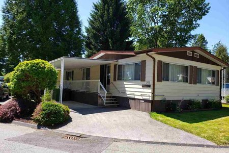 R2477954 - 308 1840 160 STREET, King George Corridor, Surrey, BC - Manufactured
