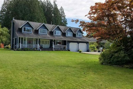 R2478032 - 12590 254 STREET, Websters Corners, Maple Ridge, BC - House with Acreage