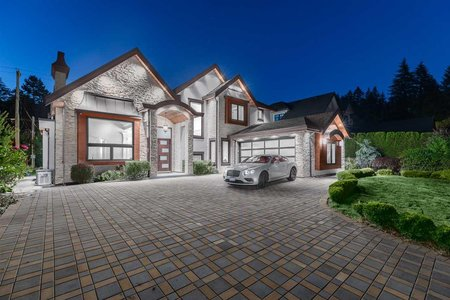 R2478395 - 920 WAVERTREE ROAD, Forest Hills NV, North Vancouver, BC - House/Single Family