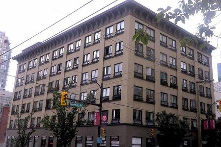 R2479189 - 312 1216 HOMER STREET, Yaletown, Vancouver, BC - Apartment Unit
