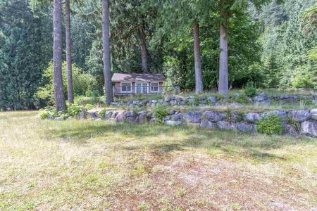 R2479361 - LOT D FRAMES LANDING, Indian Arm, North Vancouver, BC - House with Acreage