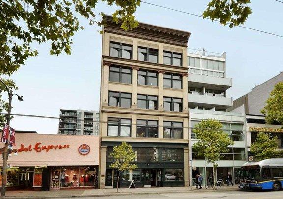 504 53 W HASTINGS STREET, Vancouver - R2479371