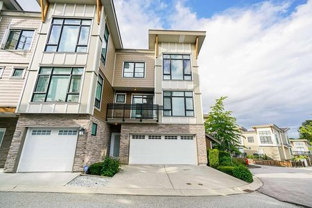 R2479787 - 68 9989 BARNSTON DRIVE, Fraser Heights, Surrey, BC - Townhouse