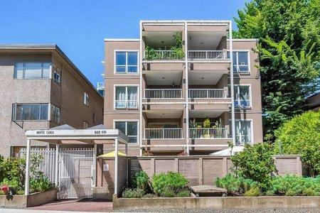 R2479996 - 101 985 W 10TH AVENUE, Fairview VW, Vancouver, BC - Apartment Unit
