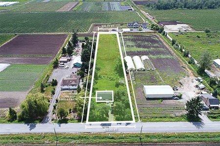 R2480141 - 18044 40 AVENUE, Serpentine, Surrey, BC - House with Acreage