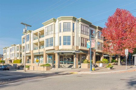 R2480449 - 203 1221 JOHNSTON ROAD, White Rock, White Rock, BC - Apartment Unit