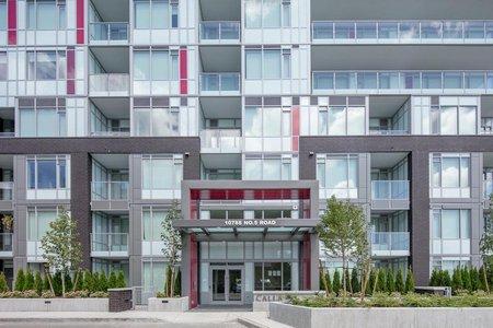 R2481144 - 908 10788 NO. 5 ROAD, Ironwood, Richmond, BC - Apartment Unit