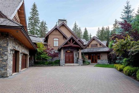 R2481263 - 6693 TAPLEY PLACE, Whistler Cay Estates, Whistler, BC - House/Single Family
