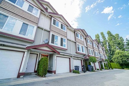 R2481501 - 8 8255 120A STREET, Queen Mary Park Surrey, Surrey, BC - Townhouse