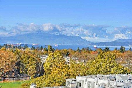 R2481929 - 805 2799 YEW STREET, Kitsilano, Vancouver, BC - Apartment Unit