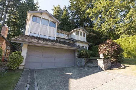 R2481939 - 5535 DEERHORN LANE, Grouse Woods, North Vancouver, BC - House/Single Family