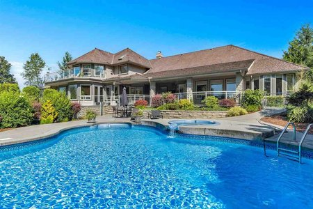 R2482264 - 26080 82 AVENUE, County Line Glen Valley, Langley, BC - House with Acreage