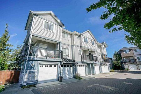 R2482418 - 52 22788 WESTMINSTER HIGHWAY, Hamilton RI, Richmond, BC - Townhouse
