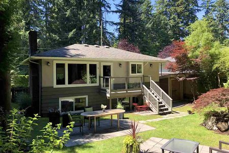 R2482470 - 2104 MACKAY AVENUE, Pemberton Heights, North Vancouver, BC - House/Single Family