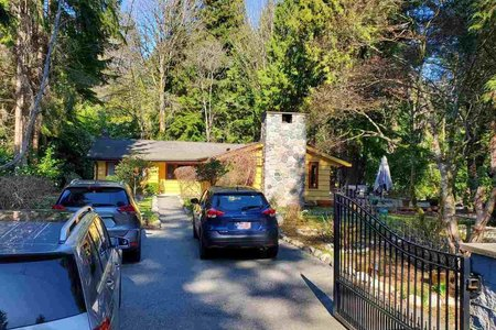 R2483062 - 4375 MARINE DRIVE, Cypress, West Vancouver, BC - House/Single Family