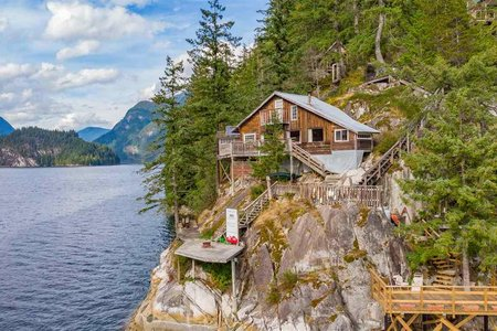 R2483197 - 1 JOHNSON BAY, Indian Arm, North Vancouver, BC - House/Single Family