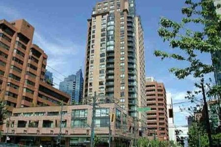 R2484449 - 609 1189 HOWE STREET, Downtown VW, Vancouver, BC - Apartment Unit
