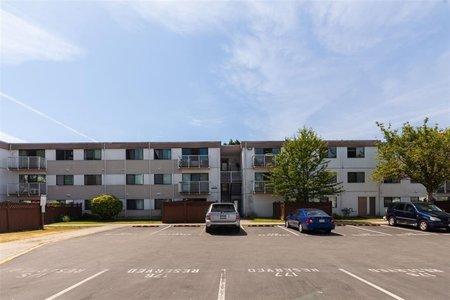 R2484915 - 106 7240 LINDSAY ROAD, Brighouse, Richmond, BC - Apartment Unit