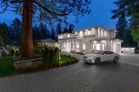 R2485241 - 550 STEVENS DRIVE, British Properties, West Vancouver, BC - House/Single Family
