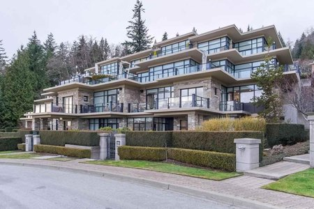 R2485400 - 103 2285 TWIN CREEK PLACE, Whitby Estates, West Vancouver, BC - Townhouse
