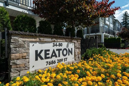 R2485564 - 40 7686 209 STREET, Willoughby Heights, Langley, BC - Townhouse