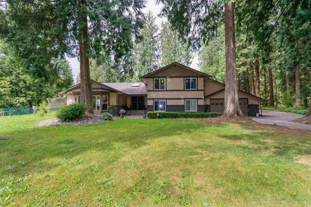 R2485643 - 22707 129 AVENUE, East Central, Maple Ridge, BC - House with Acreage