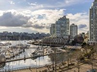 Photo of 705 1067 MARINASIDE CRESCENT, Vancouver