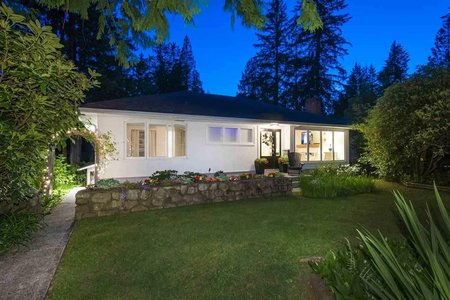 R2487215 - 4131 VIRGINIA CRESCENT, Canyon Heights NV, North Vancouver, BC - House/Single Family