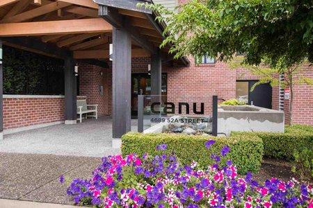 R2488525 - 401 4689 52A STREET, Delta Manor, Delta, BC - Apartment Unit