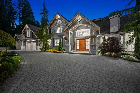 R2490807 - 620 ST. ANDREWS ROAD, British Properties, West Vancouver, BC - House/Single Family