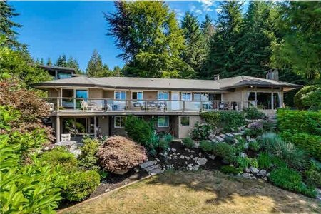 R2490936 - 4664 WILLOW CREEK ROAD, Caulfeild, West Vancouver, BC - House/Single Family