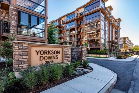 R2491391 - A110 20716 WILLOUGHBY TOWN CENTRE DRIVE, Willoughby Heights, Langley, BC - Apartment Unit