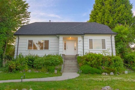 R2491758 - 1387 FULTON AVENUE, Ambleside, West Vancouver, BC - House/Single Family