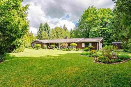R2492042 - 4848 246A STREET, Salmon River, Langley, BC - House with Acreage
