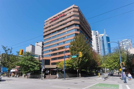 R2492316 - 408 1177 HORNBY STREET, Downtown VW, Vancouver, BC - Apartment Unit