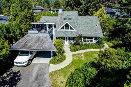 R2492367 - 4680 WICKENDEN ROAD, Deep Cove, North Vancouver, BC - House/Single Family
